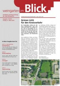 Ausgabe 11/2014 - Freitag, 21.03.2014