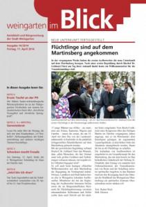 Ausgabe 14/2014 - Freitag, 11.04.2014