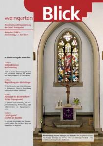 Ausgabe 15/2014 - Donnerstag, 17.04.2014