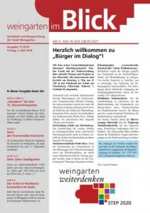 Ausgabe 17/2014 - Freitag, 02.05.2014