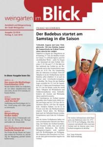 Ausgabe 22/2014 - Freitag, 06.06.2014
