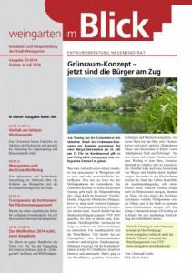 Ausgabe 25/2014 - Freitag, 04.07.2014