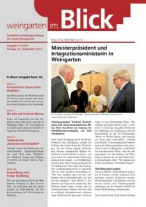 Ausgabe 30/2014 - Freitag, 12.09.2014 (2,2 MB)