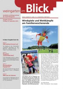 Ausgabe 33/2014 - Freitag, 26.09.2014 (1,8 MB)