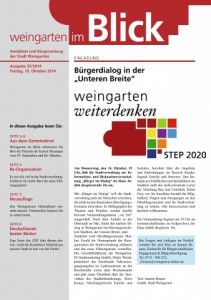 Ausgabe 35/2014 - Freitag, 10.10.2014 (1,9 MB)