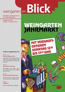 Ausgabe 36/2014 - Freitag, 17.10.2014 (2,0 MB)